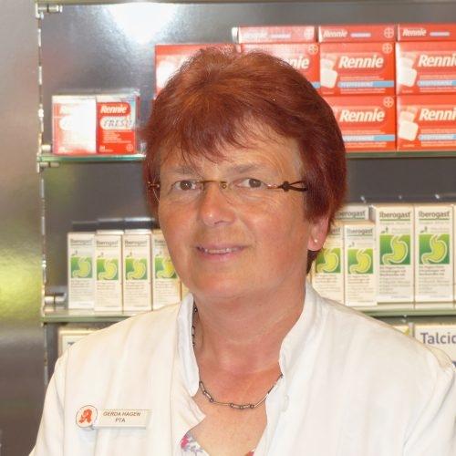 Frau Gerda Hagen